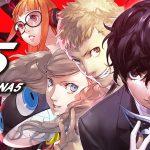 ignジャパンが歴代最高RPGを発表!ペルソナ5が堂々1位!