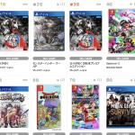 【TSUTAYA】ゲームソフト週間売り上げランキング!1位北斗が如く・2位MHW!2018年3月5日(月)~2018年3月11日(日)