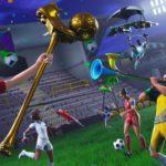 【フォートナイト 攻略】サッカーをテーマにした新スキン「ゴールバウンド」が大人気の模様