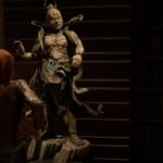 「危険なアート」仁王像の謎解きは机の写真をちゃんと調べるんだぞ!【PS4 スパイダーマン攻略】