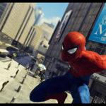 【PS4 スパイダーマン】電柱の上にあるバックパックが  うまく取れないんだけど  電柱に捕まるコツとかあるのかな?