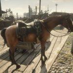 「伝説の動物のテリトリーに入ったが  多くのアクティビティーが発生している為追跡出来ない」場合の対処法&馬のブラシの場所【RDR2】