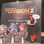 【DIVISION2】D2day行ってきたんだが、すごい盛況ぶりだったぞ!【ディビジョン2】