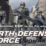 【EDFIR 攻略】AAゴットフリートとAAカーテンコールは強いしオススメ!【地球防衛軍】