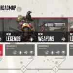 【APEX】7月2日開幕!シーズン2のロードマップと新武器『L-STAR』発表!『シーズン1終わったらすぐ始まらないのかよw』