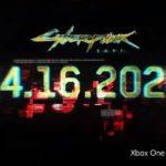 『サイバーパンク2077』2020年4月16日に発売決定!