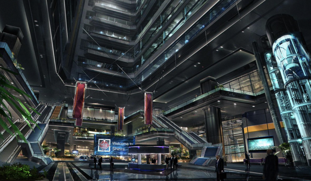 ff7 階段 エレベーター