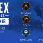 【Apex Regends】プラチナは敵が化物しかいないぞ。。ダイヤはキル数世界ランク一桁の猛者だらけだわw
