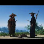『ゴーストオブツシマ 』竜三と菅笠衆について語りたい。