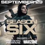『COD:MW』シーズン6トレーラー公開!新武器情報、新オペにファラ、ニコライ。配信日は9月29日を予定。
